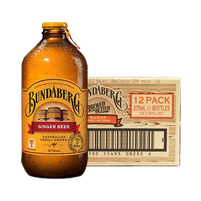 宾得宝含气干姜汁饮料375ml*24瓶